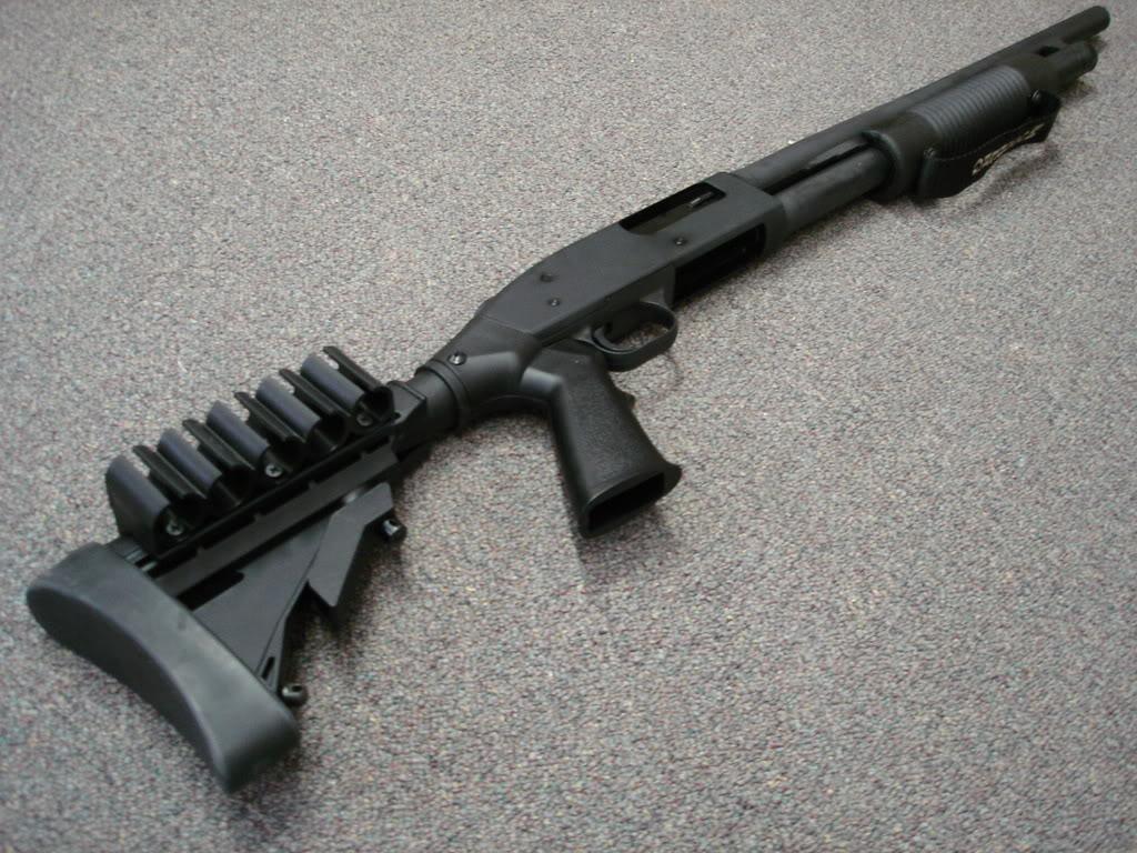 Mossberg Defense Shotguns a Shotgun For Home Defense