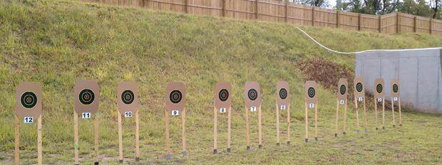 Shooting/firing Range And