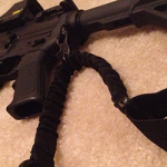 1-Point Tactical Bungee Sling