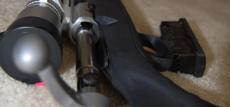 Axis down gun view