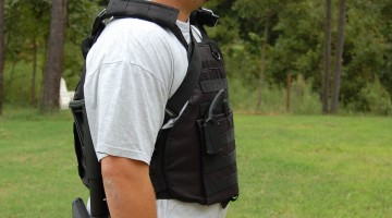 NCStar Plate Carrier