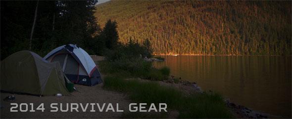 2014 Survival Gear List
