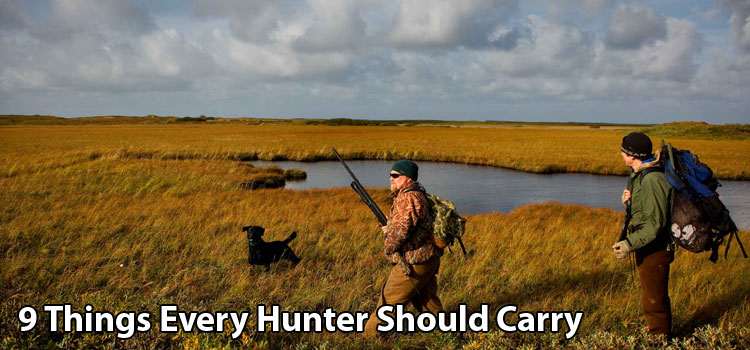 9-hunters-should-carry